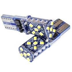 Żarówka samochodowa LED W5W T10 15 SMD 2016 CAN BUS
