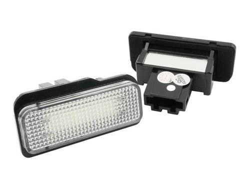 LP007S28 Podświetlenie tablicy rejestracyjnej LED Mercedes W203, W211, W219