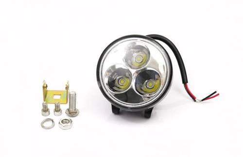 Lampa robocza 9W okrągła WL50009R Spot