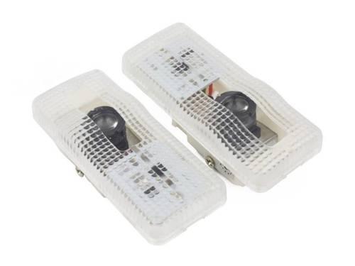 PMC-XT LED LOGO Projektor dedykowany Citroen C2 C3 C4 C5 C6 C8 Xantia Xsara Saxo