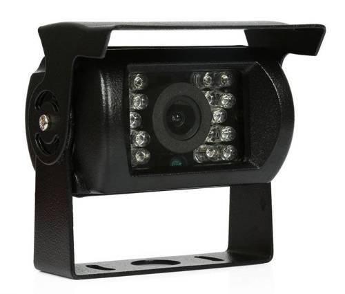 PZ470   Kamera cofania 12-24V 18IR z daszkiem