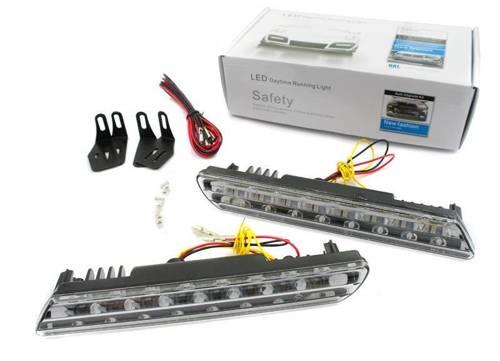 Produkt wycofywany / DRL 20 | Światła LED do jazdy dziennej z kierunkowskazem