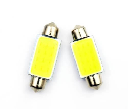 Żarówka samochodowa LED C5W 1,5 W COB HIGH POWER