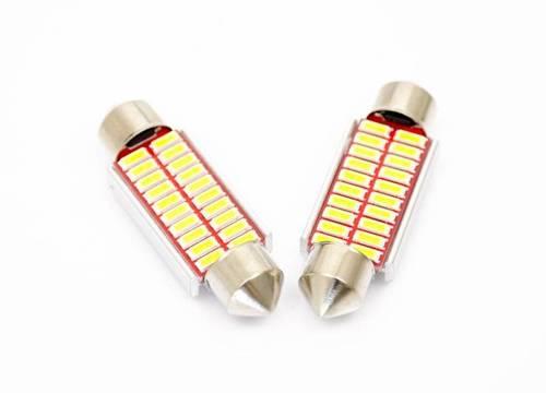 Żarówka samochodowa LED C5W 20 SMD 4014 CAN BUS
