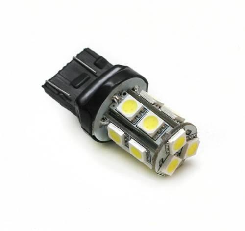 Żarówka samochodowa LED T20 W21W WY21W 13 SMD 5050