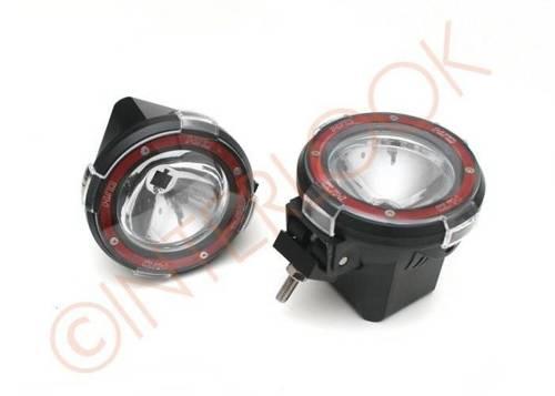 Zestaw lampy roboczej 4'' Xenon H3 35W