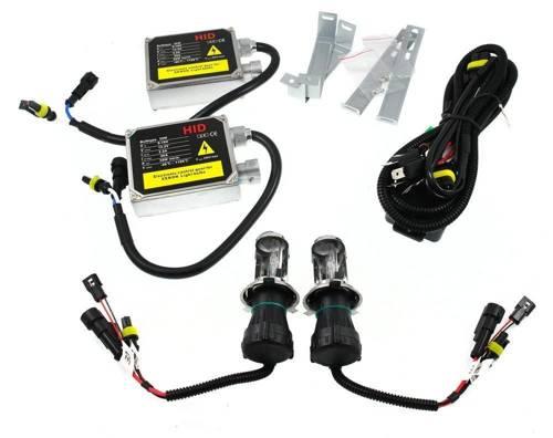 Zestaw oświetleniowy bixenon HB5 H/L DC