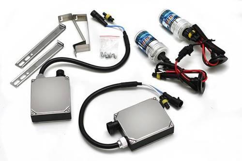 Zestaw oświetleniowy xenon HID H4 S/L 55W CAN BUS