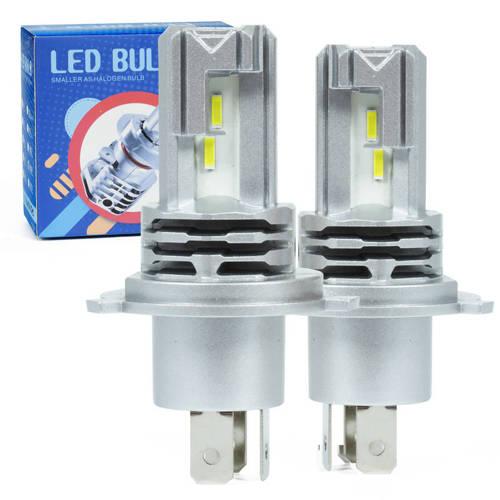 Zestaw żarówek H4 LED ZES M4 CR | 4726 TrueLM